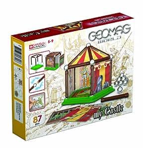 Geomag - World My Castle starter, juego de construcción (390)