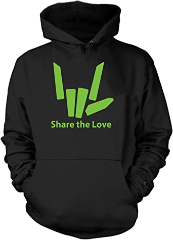 SHARE THE LOVE Kids//Adult Hoodie Youtuber Youtube Stephen Sharer