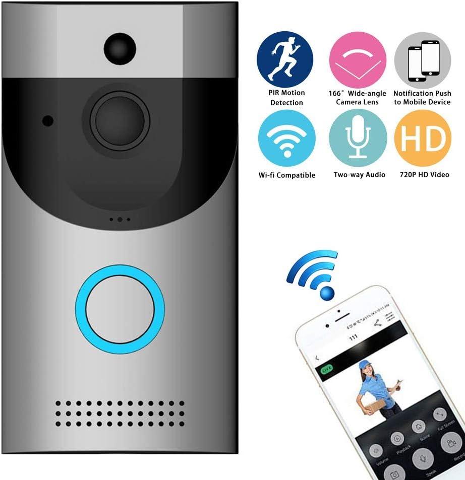 M-TOP - Videoportero WiFi inalámbrico para Smartphone ...