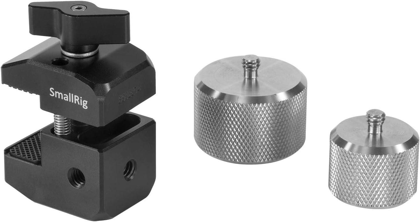 SMALLRIG Counterweight & Mounting Clamp Kit for DJI Ronin-S/Ronin-SC and Zhiyun Weebill/Crane Series Gimbals BSS2465