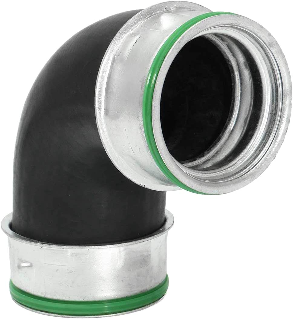 Semoic Car Turbo Intercooler Hose Pipe Tube for Fabia-Seat Ibiza 1.9TDI OE 6Q0145832C