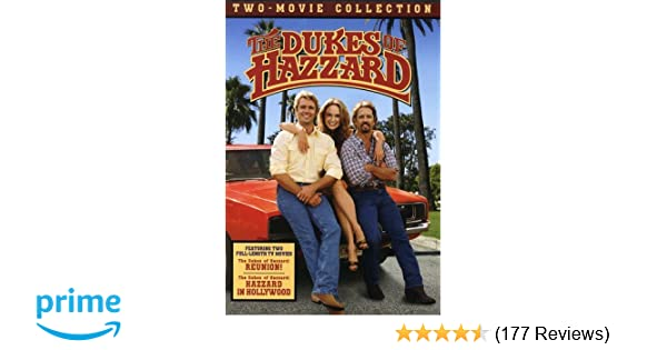 Amazon com: The Dukes of Hazzard Two Movie Collection