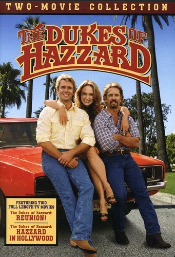 DVD : The Dukes of Hazzard: Two-Movie Collection (Dolby, Standard Screen, 2 Disc)