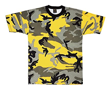 Amazon.com   Stinger Yellow Camo T-Shirt - Size  XL   Other Products    Everything Else ee66feb2dee