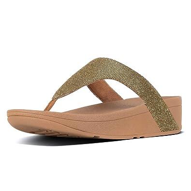 e14ec9545 FitFlop™ Womens Lottie™ Glitzy Toe-Thongs