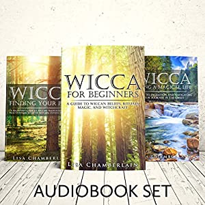 Wicca Starter Kit Audiobook