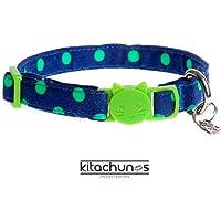 Kitachunos collar para gato Funky Town