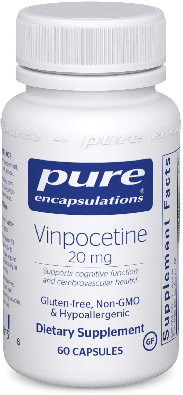 The medicine for the brain is Vinpocetine. Instruction in summary