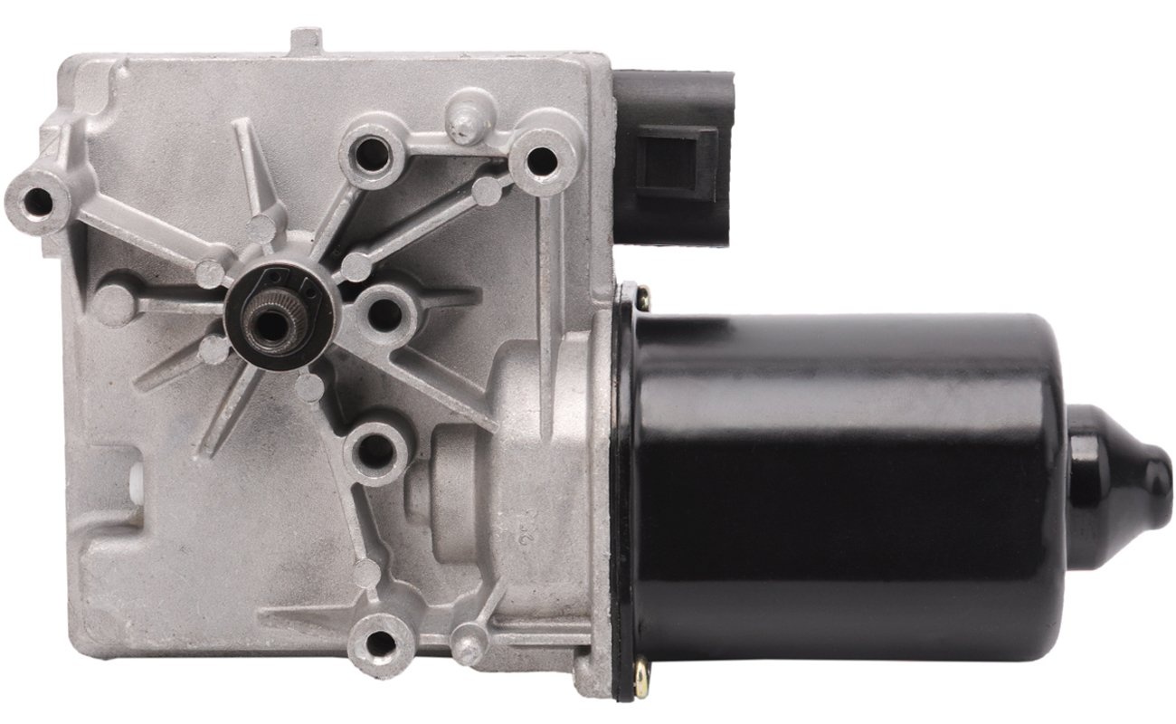 AUTOPA 88958395 Windshield Wiper Motor with Resistor for Buick Chevrolet Pontiac Oldsmobile