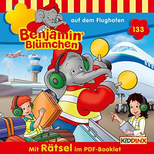 Auf dem Flughafen (Benjamin Blümchen 133)