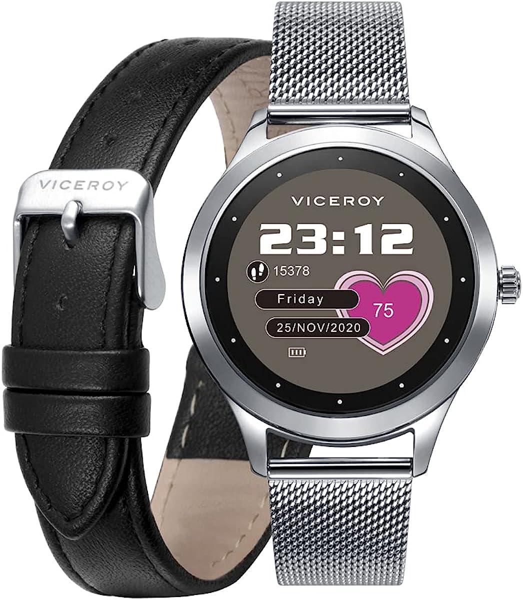 Reloj Smart VICEROY Mujer 401142-80 Correa DE Regalo