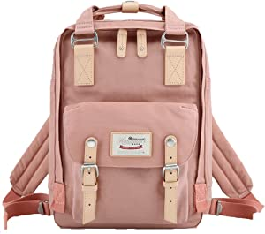 Himawari School Functional Travel Waterproof Backpack Bag for Men & Women   14.9