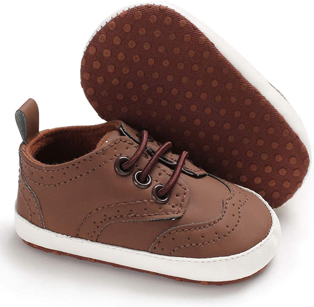 See More Colors and Sizes BARE HUGS Baby Boys Soft Infant Boat Shoe Style Loafer