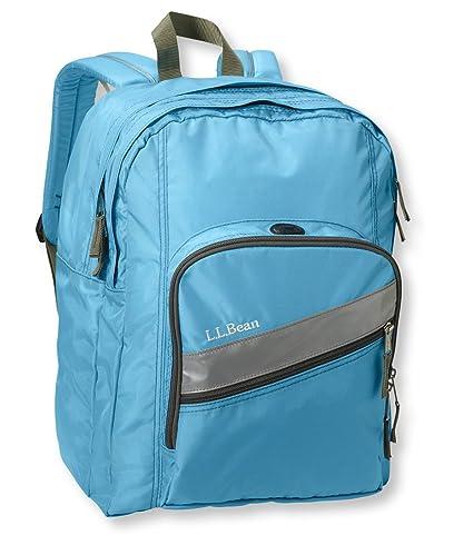 8d206b3ec4 Amazon.com   L.L. Bean Deluxe Backpack Brilliant Blue   Sports ...