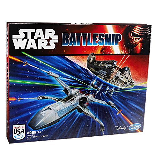 how to play star wars battleship