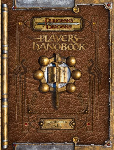 Dungeons & Dragons 3.5 Player's Handbook