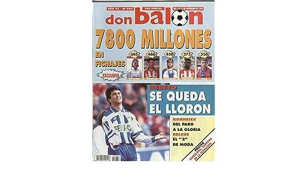 Don Balon numero 0984: Amazon.es: Varios: Libros