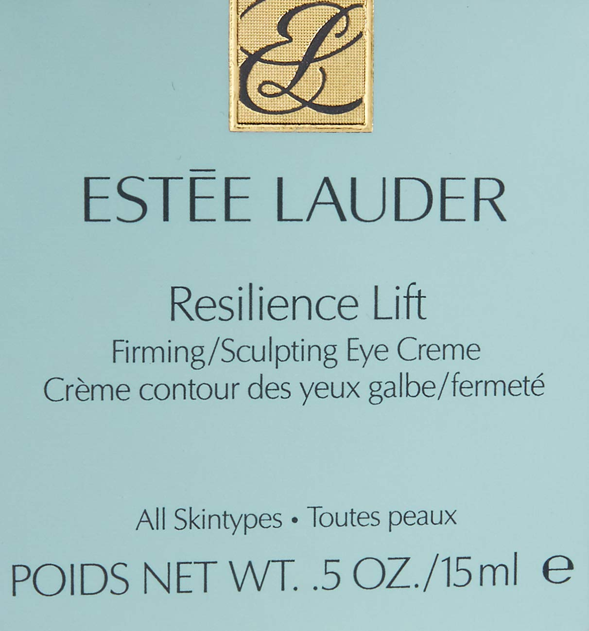 Estee Lauder Resilience Lift Firming/Sculpting Eye Cream for Unisex, 0.5 Ounce by Estee Lauder (Image #3)