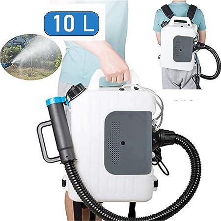 SGLMYD Nebulizador eléctrico ULV for el hogar,Sprayer electrostatico portatil, Aerosol del Atomizador, for Inicio Jardín,Vegetable Garden,Fruit Trees,Plants, Bushes: Amazon.es: Hogar