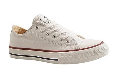 Zapato Autoclave, Baskets Hautes Mixte Adulte, Blanc (Blanco), 37 EUVictoria