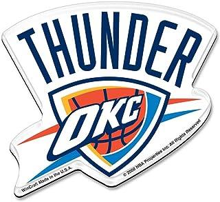 WinCraft Oklahoma City Thunder Premium NBA Porte-clés Key Ring Keychain 21247041