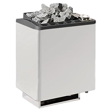 Estufa para sauna con vaporizador (EOS bi-o Tec acero inoxidable 7,5 kW: Amazon.es: Hogar