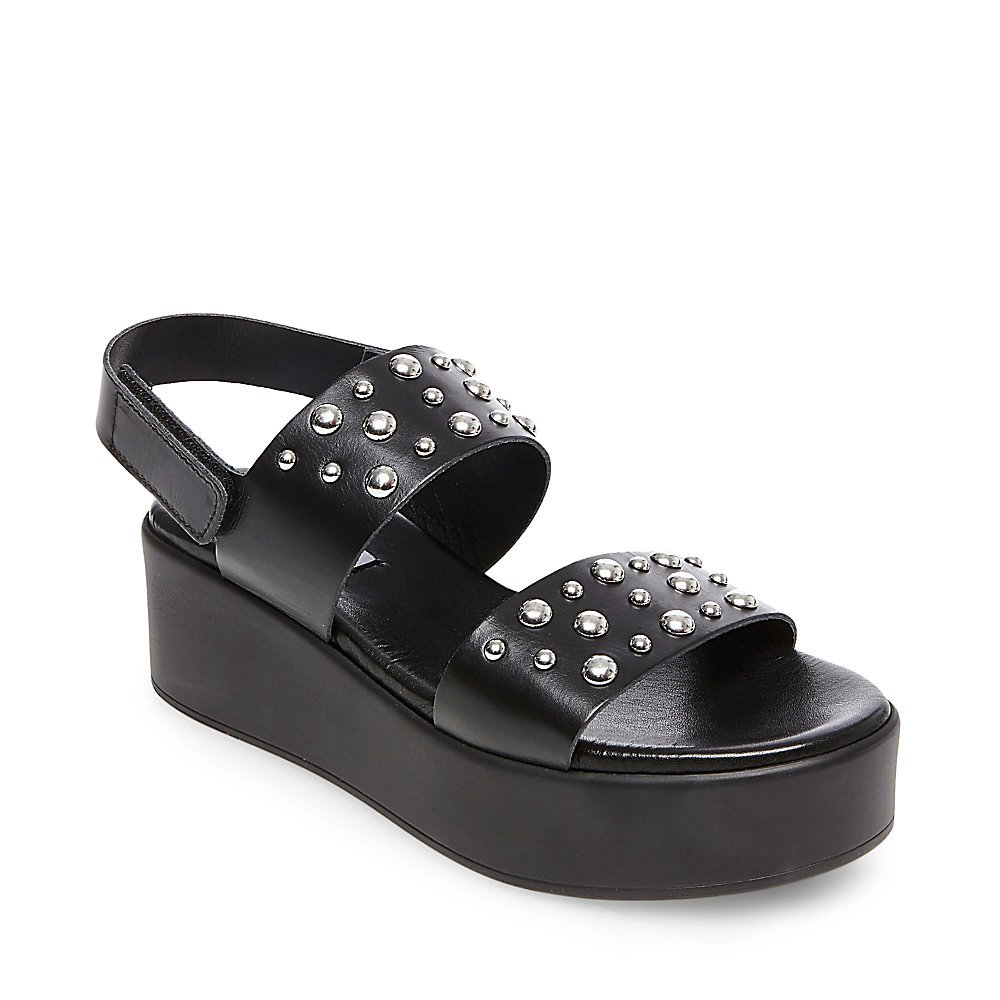 8f70dc3ec18 Steve Madden Women s Radiate 420 Black Size  3 UK  Amazon.co.uk  Shoes    Bags