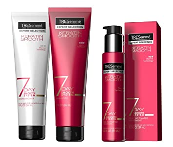 tresemme heat activated treatment