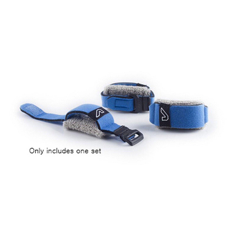 Gruv Gear FW-1PK-BLU-LG Large Fretwraps 1 Pack String Muter Blue