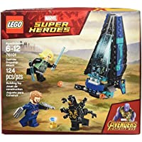 LEGO Marvel Super Heroes Avengers: Infinity War Outrider...