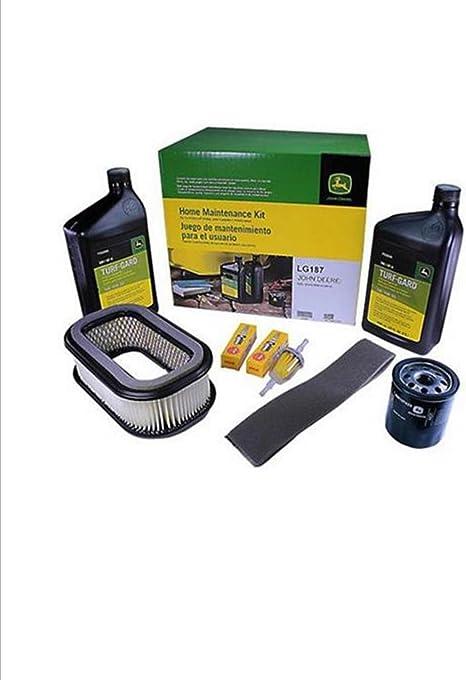 Amazon.com: John Deere Kit de mantenimiento para 425 para ...