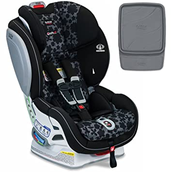 Britax Advocate ClickTight Convertible Car Seat Kate Protector