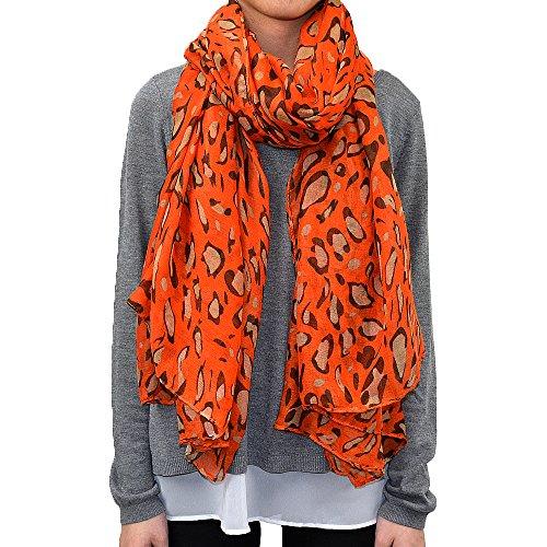 Orange Cheetah - 5