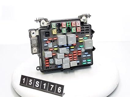 amazon com 07 silverado 1500 fuse box relay under hood 15s176 1993 silverado fuse box diagram 07 silverado 1500 fuse box relay under hood 15s176