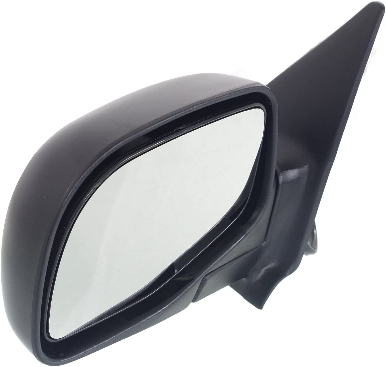 Mirror Compatible with 1993-2005 Ford Ranger Power Manual Folding Textured Black Driver Side