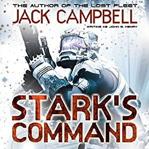 Stark's Command Audiobook