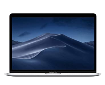 "Apple MacBook Pro (13"" Retina, 2.3GHz Dual-Core Intel Core i5, 8GB RAM, 128GB SSD) - Silver (Latest Model)"