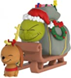 Funko Dorbz Ridez Grinch and Max on Sled Collectible Vinyl Figure