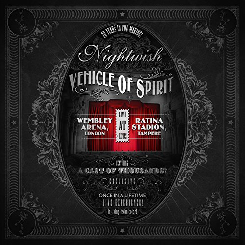 Nightwish - Vehicle Of Spirit - 2CD - FLAC - 2017 - FORSAKEN Download