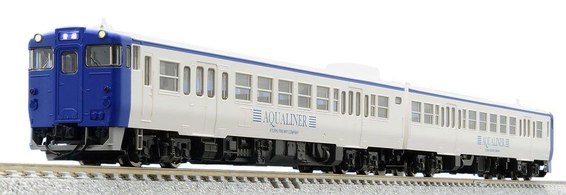 TOMIX Nゲージ キハ47 0形 アクアライナー色 セット 2両 98050 鉄道模型 ディーゼルカー   B076CPH4VB