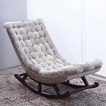 Amazon.de: HOOM-Das Schlafzimmer Sessel Sofa Sofa Stoff Holz kreativ ...