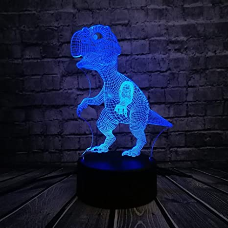Lámpara de iluminación para niños wangZJ 3d / Lámpara de luz ...