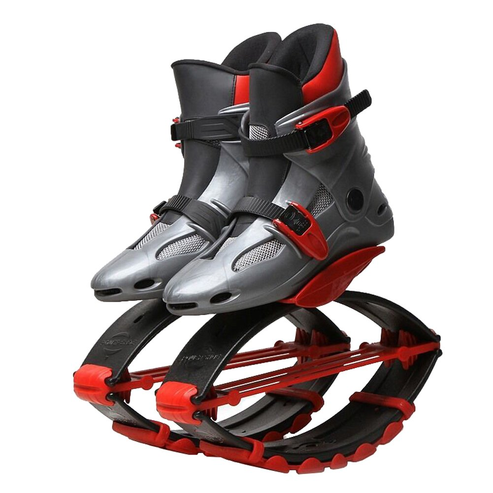 Jumping Shoes Kangaroo Kids Adults Anti-Gravity Running Boots Bounce Shoe Outdoor Sports Fitness Shoes 19936