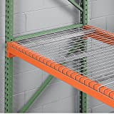Wireway/Husky Galvanized Steel Wire Decking - 52X36''