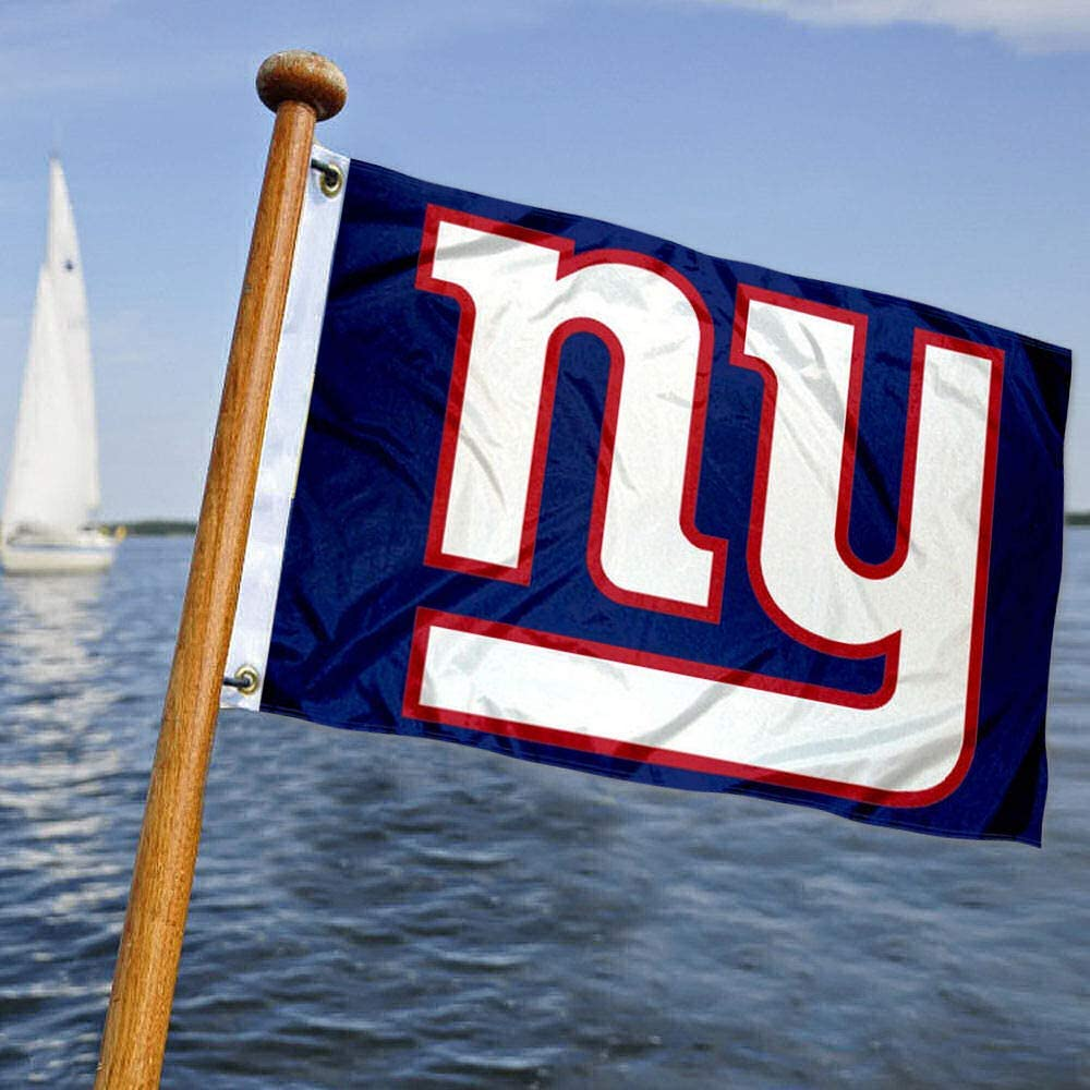 Wincraft New York Giants Barco y Bandera de Carro de Golf: Amazon.es: Deportes y aire libre