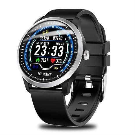 GGOII Reloj Inteligente Reloj Inteligente para Mujer Reloj para ...