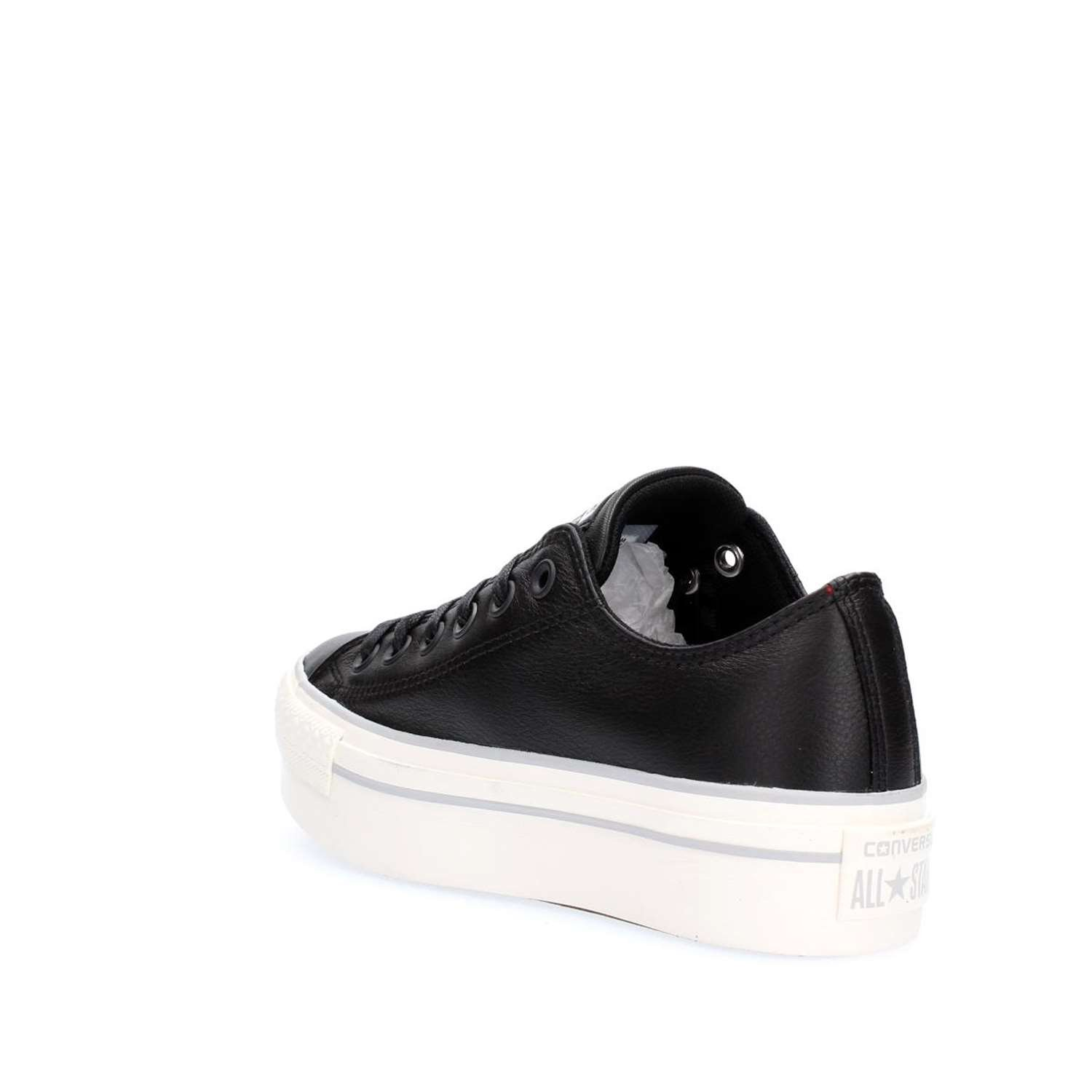 Converse 559016c Sneakers Mujer Black/mouse/white 35 AIJjTl