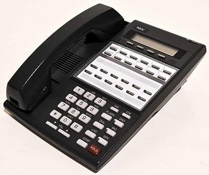 amazon com new 22 button display phone nec 80573 adaptive rh amazon com nec phone 80573 user manual 80573 NEC Wall Mount
