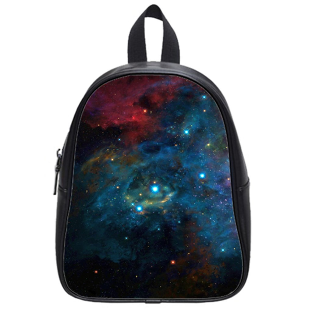 Galaxy fondos Tumblr Custom mochila negro Kid s escolar bolsa de hombro (tamaño grande): Amazon.es: Electrónica