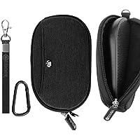 Geekria mjukt förvaringsfodral för B&O Beoplay P2 Bluetooth-högtalare, Bang & Olufsen P2 bärbar trådlös högtalarväska…